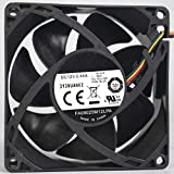 for FA08025M12LPA 8025 12V 0.45A 8cm 4-Wire Temperature Control Cooling Fan