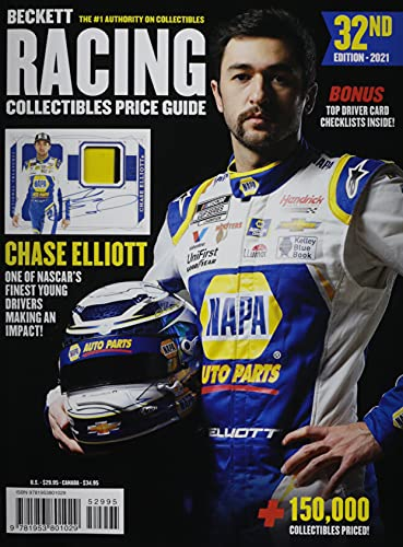 Compare Textbook Prices for Racing Collectibles Price Guide #32 Beckett Racing Price Guide  ISBN 9781953801029 by Beckett Media