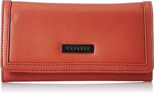 Caprese Vinci Women's Wallet (Rust)