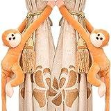 G/S 2 Pezzi Fermatende per Tende dei Cartoni Animati Ganci per Tende per la Decorazione della Camera dei Bambini Kids Camera Bambini Decorazione della Finestra Fibbia Tende Fibbia Tende Cinghie Tende