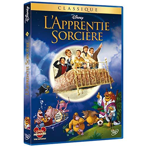 L'Apprentie sorcière [Francia] [DVD]