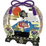 サンリオ(Sanrio) 端午の節句カード 丸棚こいのぼり JTG1-0 S 2801