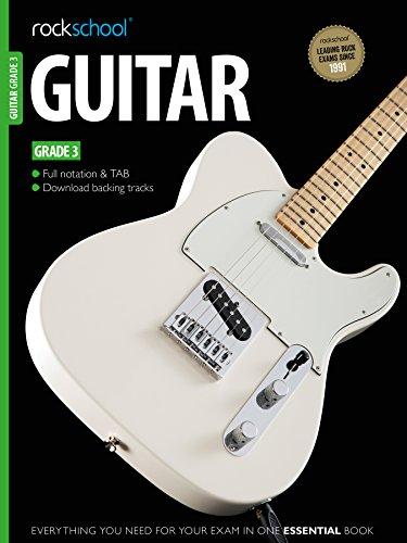Rockschool Guitar - Grade 3 (2012)
