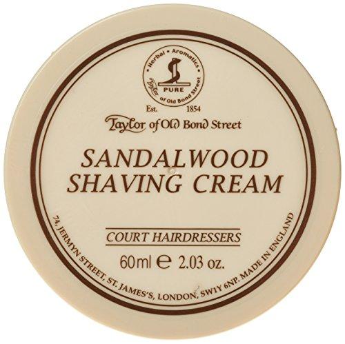 Taylor Of Old Bond Street Crema da Barba Al Legno di Sandalo - 60 gr