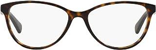 Ralph by Ralph Lauren Women's Ra7061 Cat Eye Prescription Eyewear Frames
