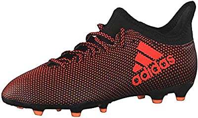 ⚽ SALE rrp £90 Adidas X 17.1 FG Football Boots Size UK 3 3.5 Junior Girls Boys