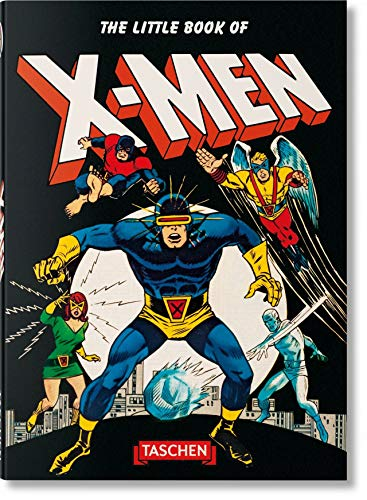 The Little Book of X-Men: PI