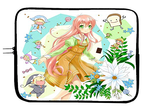Humanity Has Declined Anime Laptop Sleeve Bag - 13 Inch Laptop & Tablet Sleeve Bag Case - Protect Your Notebook Mac Book Pro MacBook Air iPad or Windows Devices in Style!