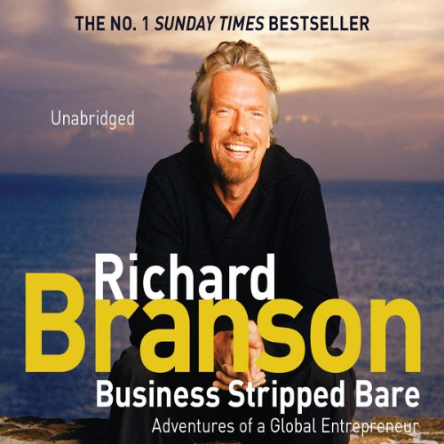 Couverture de Business Stripped Bare