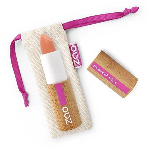 ZAO Soft Touch Lipstick 432 pfirsich orange matt Lippenstift nachfüllbar (bio, vegan) 101432