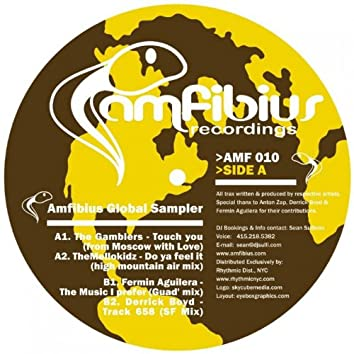 Amfibius Global Sampler