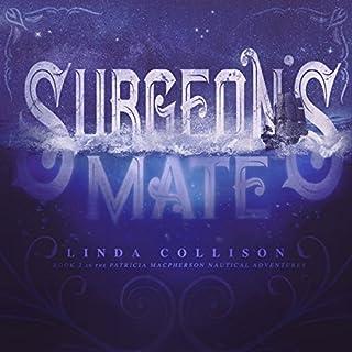 Surgeon's Mate audiobook cover art