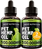 Hip & Joint Health: pet hemp oil supports mobility & energy levels, helps strengthen the body no matter the age of your pet. Helps your buddy run wild and free again with a couple of drops of hemp oil extract. Calming Effect: our calming hemp oil for...