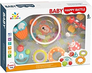 BABYLOVE BABY RATTLE 7PC SET 33-1951639