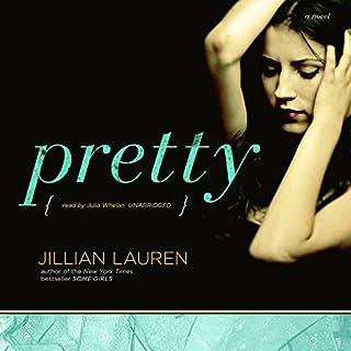 Pretty audiobook cover art