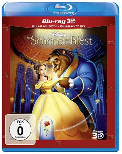 Die Schöne und das Biest (+ Blu-ray 2D)