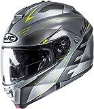 Casco de Moto HJC IS MAX II CORMI MC4H, Gris, S