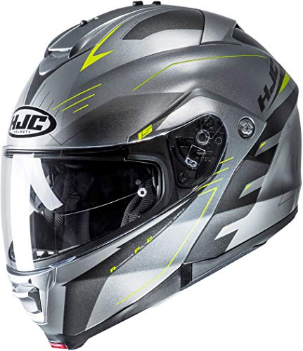 Casco de Moto HJC IS MAX II CORMI MC4H, Gris, M