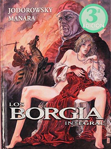 LOS BORGIA INTEGRAL (CÓMIC EUROPEO)