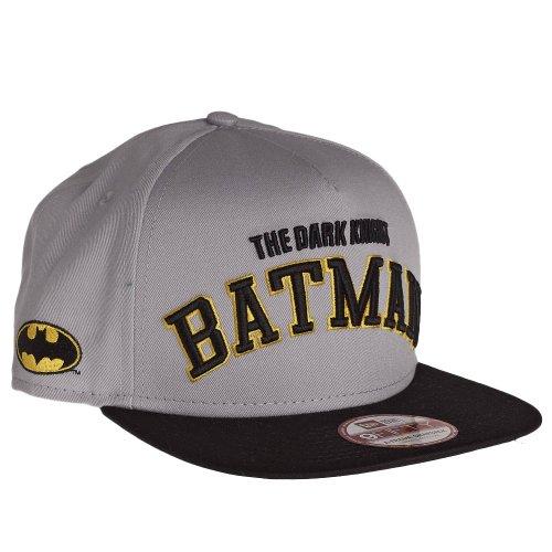 New Era Dc Comics Batman A Frame Snapback Character Arch - M - L