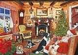 No.7 Moi Aussi Père Noël! (Me Too Santa!) - Puzzle de 500 Pièces