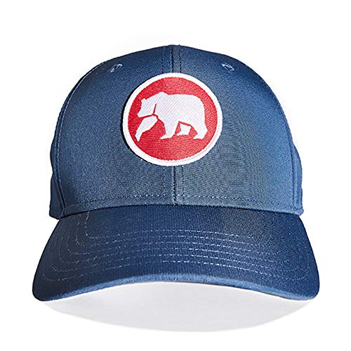 The Normal Brand Circle Patch Performance Cap (Mineral Blue)