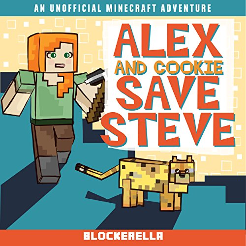 Alex and Cookie Save Steve cover art