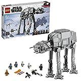 LEGO Star Wars AT-AT, Set di Costruzioni Ricco di Dettagli per Ricreare la Battaglia di Hoth e Altre Scene Classiche della Trilogia Con 6 Minifigure, Idea Regalo per Ragazzi 10+ Anni, 75288