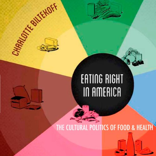 Eating Right in America cover art