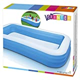 Intex 58484 - Porto Velho aufblasbarer Pool, Blau