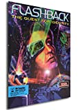 Instabuy Poster Retrogame - IBM PC - Flashback - The Quest