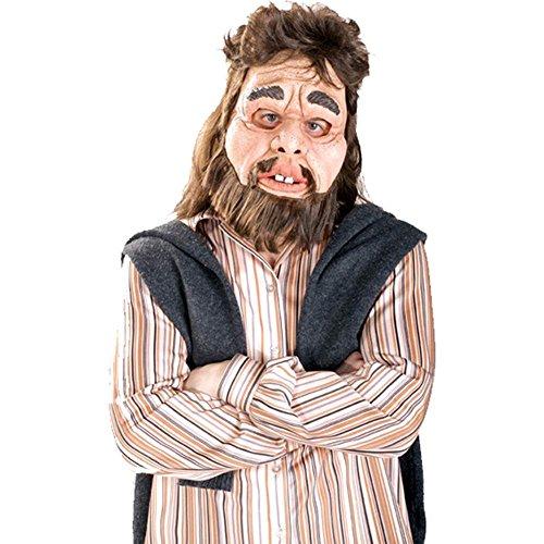 fx the halloween masks Halloween FX Caveman Latex Mask