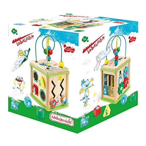 Beluga Spielwaren 61014 Cubes de Moteur Multicolore