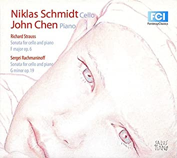 Strauss: Cello Sonata, Op. 6 - Rachmaninoff: Cello Sonata, Op. 1