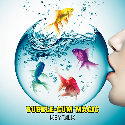 [Single]BUBBLE-GUM MAGIC – KEYTALK[FLAC + MP3]