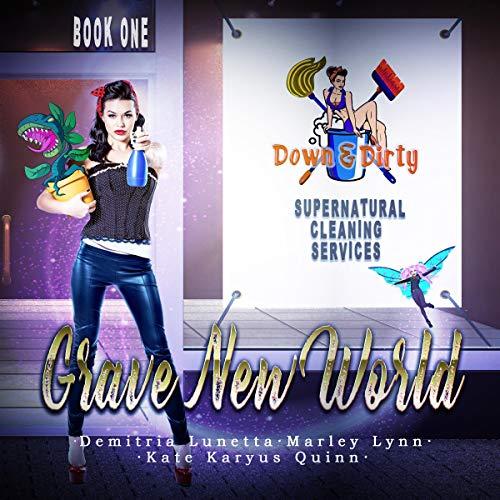Grave New World cover art