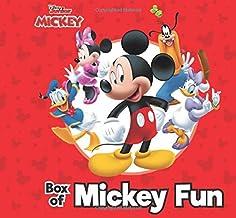 Disney Junior Mickey Box of Mickey Fun