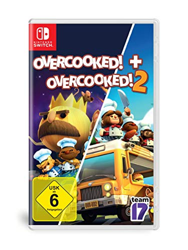 OVERCOOKED + OVERCOOKED 2 - [Nintendo Switch]
