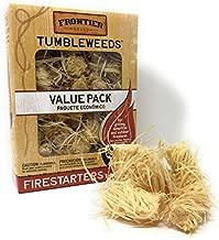 Royal Oak Enterprises LLC Tumbleweeds Firestarters Value Pack - Frontier (1 Pack)