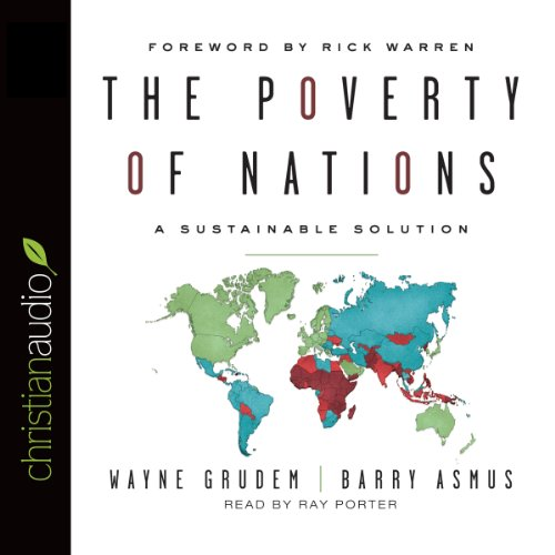 The Poverty of Nations audiobook cover art