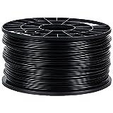 NuNus Flexible Rubber 1KG 3D Stampante Filamento - 3,00mm (nero)