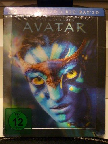 Avatar 3D - Lenticular Steelbook (2D & 3D) [Blu-ray 3D]