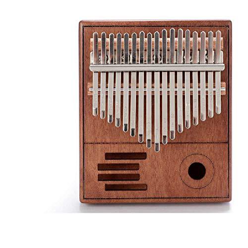JSH 17-Tasten-Daumen-Klaviermusik Mit Lernprogrammen Und Tonfall-Hammer Für Erwachsene. 17 Töne./Klassisch.