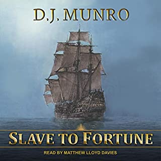 Slave to Fortune audiobook cover art