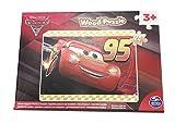 Spin Master Games 6040057 – Puzzle Disney Cars 3 de Madera