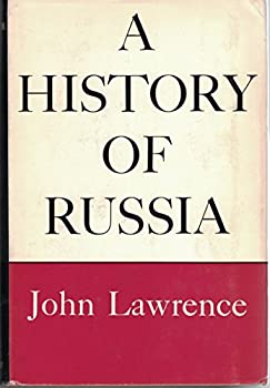 Hardcover A history of Russia Book