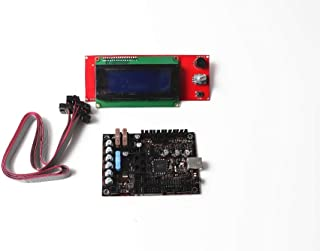 Zamtac Einsy Rambo 1.1a Mainboard Reprap Prusa i3 MK3 Motherboard with 4 TMC2130 Stepper Drivers SPI Control 4 Mosfet Switched Outputs