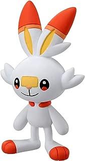 TAKARA TOMY Pokemon Monster Collection Moncolle MS-04 Scorbunny Flambino Hopplo