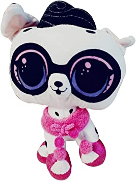 Big Penguin Stuffed Animal, Lol Surprise Cuddly Toys For Children To Play And Collect Stylish Stuffed Animals 21 Cm For Cuddling Dollmatian Amazon Co Uk Toys Games