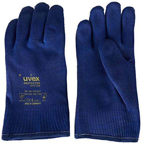 Uvex 60535 9 Protection chimique Nk2725b Gant de sécurité, taille : 9, Bleu